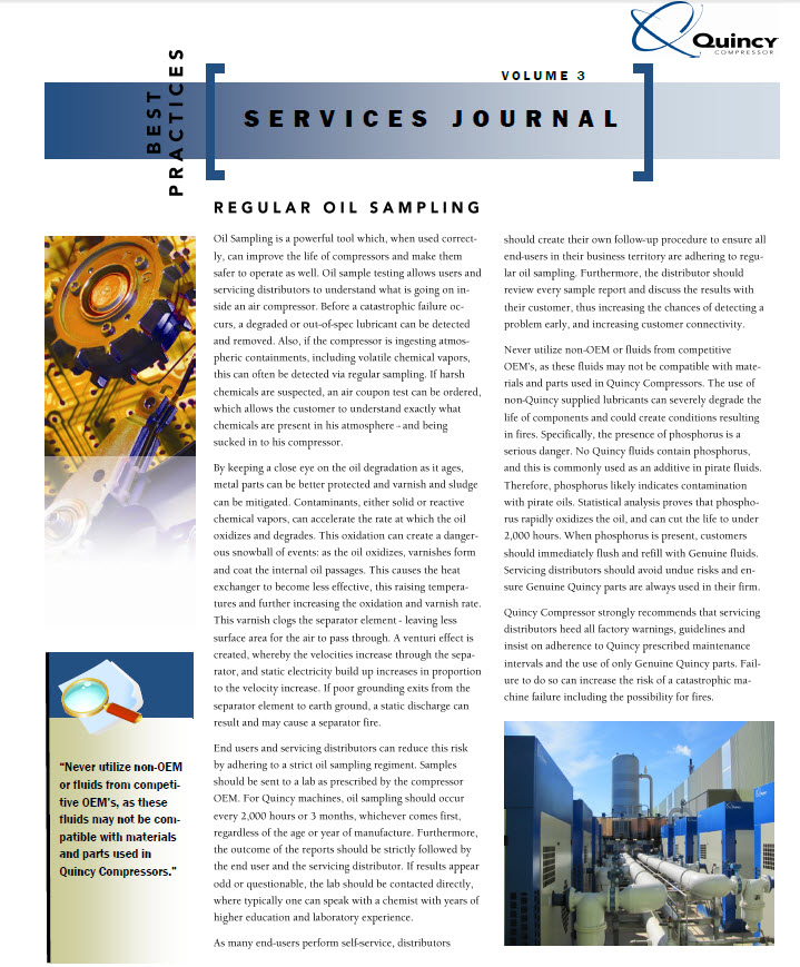 Service Journal Vol. 3